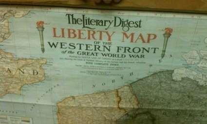 Around The World & Back In Time: Collectible Maps & Globes | Antiques & Vintage Collectibles | Scoop.it