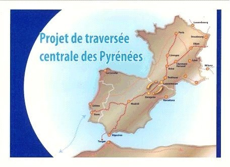 Los empresarios defienden la Travesía Central del Pirineo | Vallée d'Aure - Pyrénées | Scoop.it