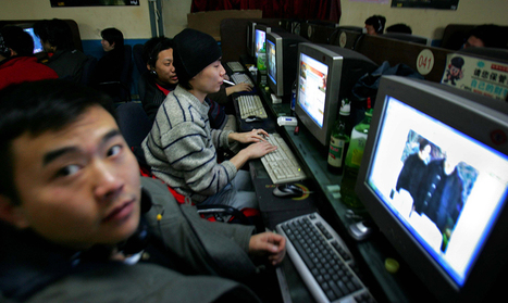Is China's vast Web monitoring actually helping to grow democracy? | Police Problems and Policy | Scoop.it