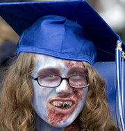 University Of CA Offering Free Classes On Zombie Survival Online | BeBetter | Scoop.it