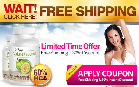 Pure Natural Garcinia Review – Lose Undesired Weight And Look Slim! | Health | Scoop.it