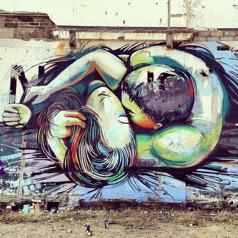 PingMe Sharing - Artsnapper Inc.: Artwork by @alicepasquini. What do you think? | Best Urban Art | Scoop.it