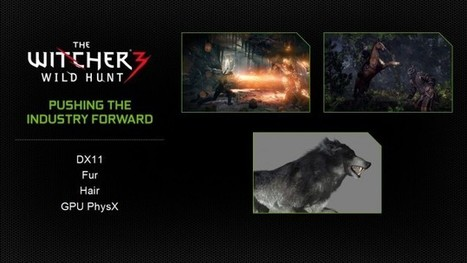 NVIDIA GeForce GPUs Get Exclusive Graphical Features In Witcher 3 and Batman: Arkham Origins | Info-Pc | Hardware | Scoop.it
