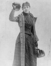 On This Day: Nellie Bly Sets Off on Around-the-World Journey | Famous Women Biographies | Scoop.it