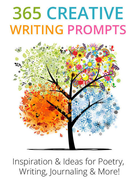 365 Creative Writing Prompts - ThinkWritten | 6-Traits Resources | Scoop.it