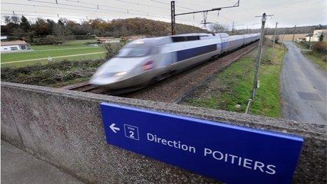 La contestation autour du projet LGV en Nouvelle-Aquitaine se poursuit - France 3 Aquitaine | BABinfo Pays Basque | Scoop.it