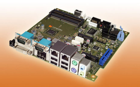Congatec Unveils conga-IGX Industrial mini-ITX Boards Powered by AMD G-series SoC | Raspberry Pi | Scoop.it