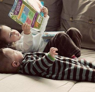 Bebesymas - Diez consejos para ayudar a los niños a aprender a leer (si es que quieren aprender) (I) | educación infantil | Scoop.it