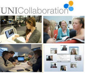 Projet INTENT - plateforme UNICollaboration - Campus FLE Education | computer mediated communication | Scoop.it