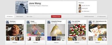 Pinterest : une aubaine pour nos entreprises, à condition d'adapter leur communication | Social Media | Scoop.it