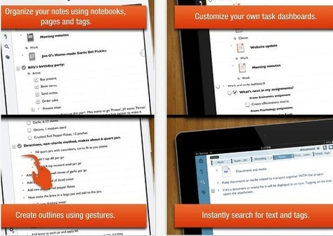 4 Great Educational iPad Apps Are Free Today | Teaching with Tablets | Scoop.it