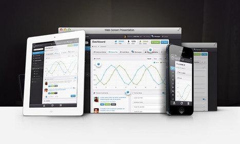 Verkkosuunnittelun trendit 2015 – mitä sinun tulee tietää? | Working With Social Media Tools & Mobile | Scoop.it