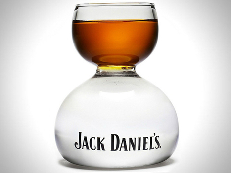 Jack Daniel's Whiskey on Water Glass | Mens Entertainment Guide | Scoop.it