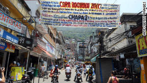 Brazilian military to raid Rio slums this weekend | Brazilian Favelas: The Economic, Political, Social Impact | Scoop.it