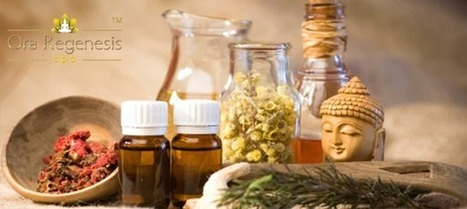 Feel Deep Relaxation with Ayurvedic Massage | Ora Spa | Scoop.it