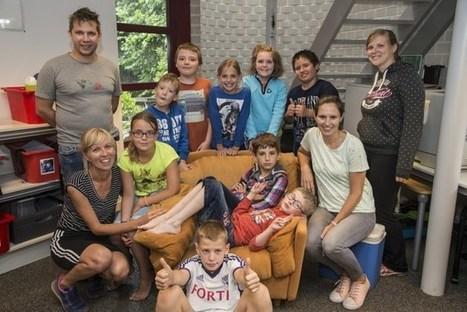 Kinderen met autisme leven zich uit in De Funfabriek | Autisme en het jonge kind | Scoop.it