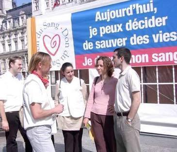 FFDSB :: Fédération Française pour le Don de Sang Bénévole   svt le don du sang 2014   Scoop.it