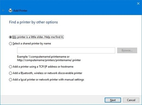 How to Set Up Your Printer in Windows 10 | techno and social | Scoop.it