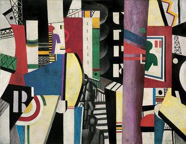 Léger's The City and neuroaesthetics - OUPblog (blog)   Sci2Art & Consciousness   Scoop.it