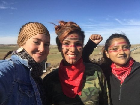 #FF Shailene #Woodley: The #Truth About My Arrest at #Dakota pipeline #NoDAPL #indigenous | Messenger for mother Earth | Scoop.it