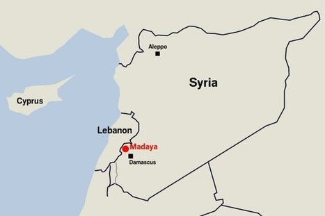 Syria Update: Madaya Starving From Blockade by Syrian Rebels | Global politics | Scoop.it