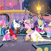 An Exclusive Look at the My Little Pony Wedding of the Century! | Animation News | Scoop.it