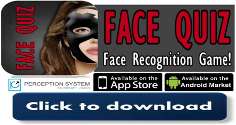 FaceQuiz – A Wonderful Time-burner Game Created by Perception System | All Mobile App Development Mart | Scoop.it