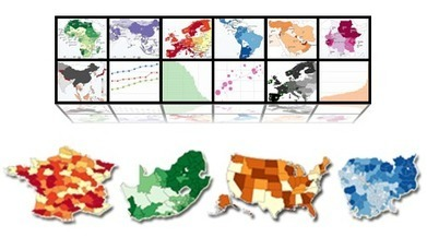 StatSilk - Interactive maps and visualizations | iEduc | Scoop.it