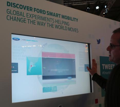 Ford e il futuro della smart mobility tra App e infrastrutture: l'intervista di Macitynet   Film and Literature   Scoop.it