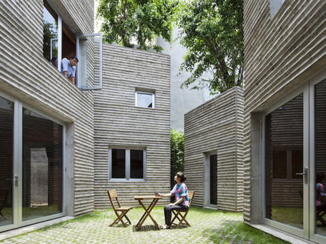 A Clever Idea for Creating Houses With Built-In Trees | Strange days indeed... | Scoop.it