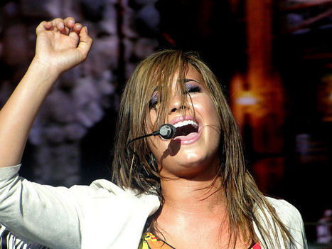 Demi Lovato Concert Tickets   Central87.com Concert and Event Tickets   Scoop.it