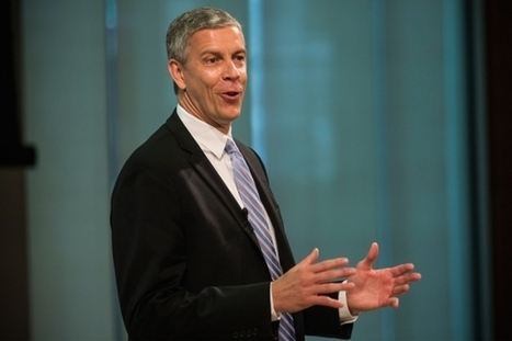 Arne Duncan Talks Revolutionizing Education with Technology, Boosting Latinos in STEM at HESTEC | EdTech Equity | Scoop.it
