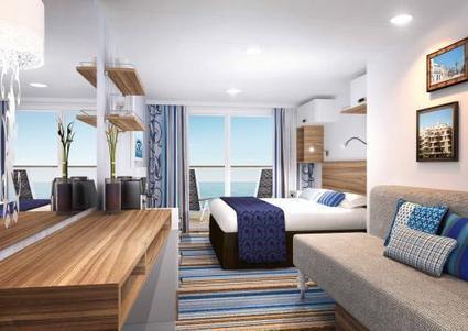 Nouvelles révélations sur le nouveau paquebot de TUI Cruises | Mer et Marine | cruisesgetaway | Scoop.it