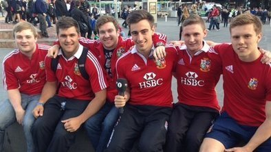 BBC - Newsbeat - The cost of following Lions to Australia for UK fans | MSuttonEggChasing | Scoop.it