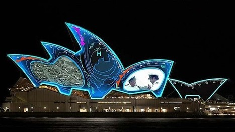 Opera House set to light up navy celebrations   digital technologies in classical music & opera   Scoop.it