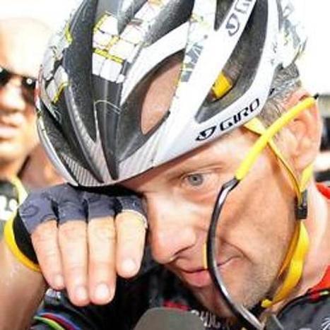 Après ses aveux, Lance Armstrong doit changer de rayon | Au turf | Scoop.it