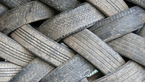 Hertz to recycle all its tires | The Future of Waste | Scoop.it