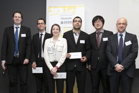 Bravo aux quatre lauréats du Prix de thèse du programme Futur et Ruptures ! | Recherche & Innovation en numérique | EURECOM et Sophia Antipolis | Scoop.it