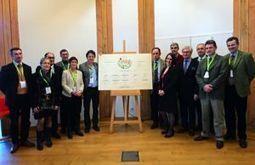 """Signature de la charte """"Ensemble, mobilisons la forêt pour l'avenir.""""   Interprofession Forêt Bois des Pyrénées-Atlantiques   Scoop.it"""
