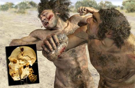 El primer crimen conocido fue un homicidio involuntario | Enseñar Geografía e Historia en Secundaria | Scoop.it