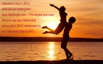 Valentine's Day in 2013,what are you waiting for? | AgeSingle.com | Scoop.it