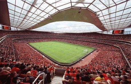 Arsenal's Emirates Stadium Seating Plan | Football Stadium Guides | Scoop.it