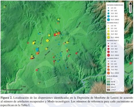 El mapa paleolítico del valle de Lemos se vuelve cada vez más preciso | Centro de Estudios Artísticos Elba | Scoop.it