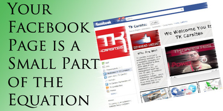 "Stop Focusing on your Facebook PAGE | ""#Google+, +1, Facebook, Twitter, Scoop, Foursquare, Empire Avenue, Klout and more"" 