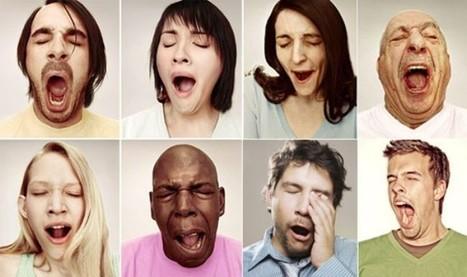 Me río porque te ríes, bostezo porque bostezas y otros fenómenos de las neuronas espejo | Psiconeuroinmunología | Scoop.it