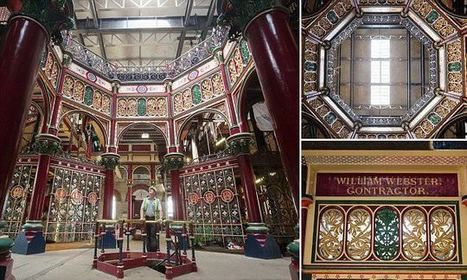 UK: Museum opens in Victorian 'Crossness Pumping Station' | Archaeology & Archaeological News | Scoop.it