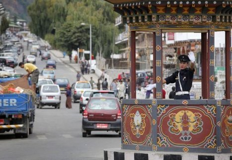 Bhutan introduces weekly 'pedestrian day' - New York Daily News | Happiness &  Wellbeing | Scoop.it