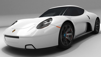 Porsche Carma Concept | Bikez | Scoop.it
