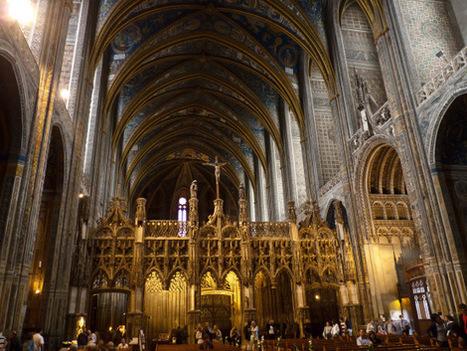 Catedral de Santa Cecilia « El arquitecto viajero | Fuera de las Catacumbas... | Scoop.it