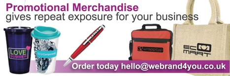 Branded Promotional Products | Branded Merchandise | Promotional Items Products & Gifts | UK Directory | Scoop.it